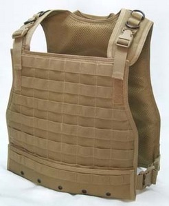 MP02 Molle Plate
